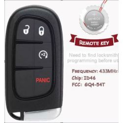 KEYLESS ENTRY REMOTE DODGE RAM 1500 2500 3500 4500 5500 13-18